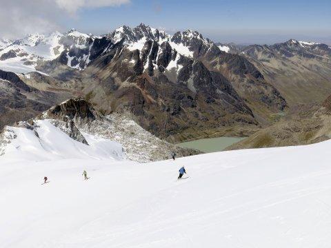 Bolivien Abfahrt Ski_2