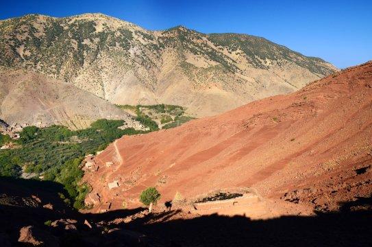 Marokko Hoher Atlas Trekking Tag10 B_2