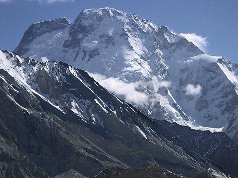 Blick auf den Broad Peak