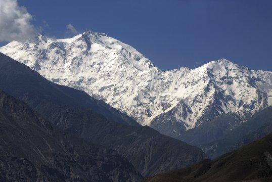 Nordseite des Nanga Parbat