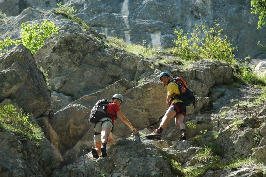 Klettersteige_Predigtstuhl_BA_24.06.06 094