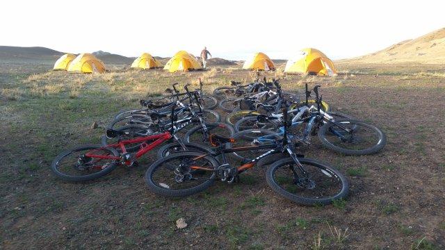 Mongolei-MTB-Bikecamp