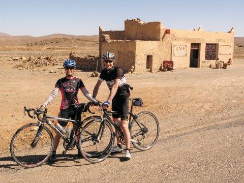 Berberhaus Sahara