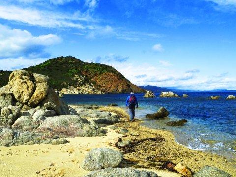 Küstenwanderung am Capo Ferrato_2