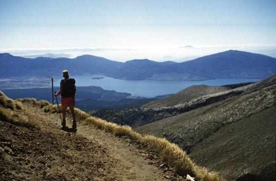 Tongariro Track Neuseeland