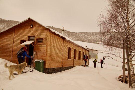 Georgien-ushguli-unterkunft