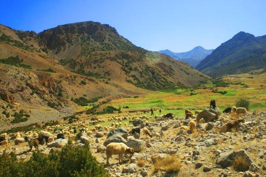 Ighil Mgoun Landschaft_2