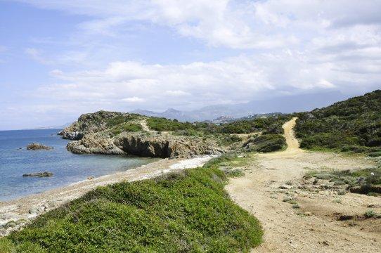 Uferweg Korsika