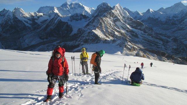 Nepal-Aufstieg-Mera-Peak