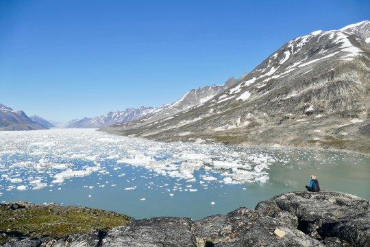 Grönland Sermilik-Fjord Ningerte GLK20