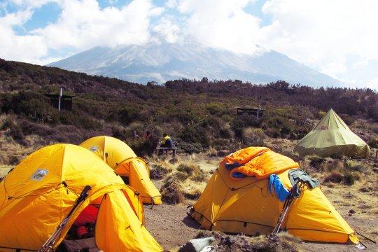 Camp am Kilimanjaro