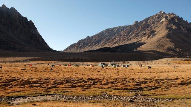 Camp Kirgizhabir