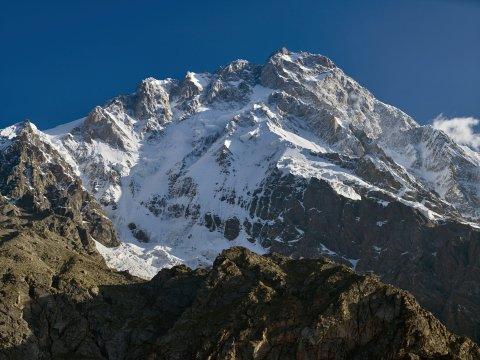 Rupalflanke des Nanga Parbat