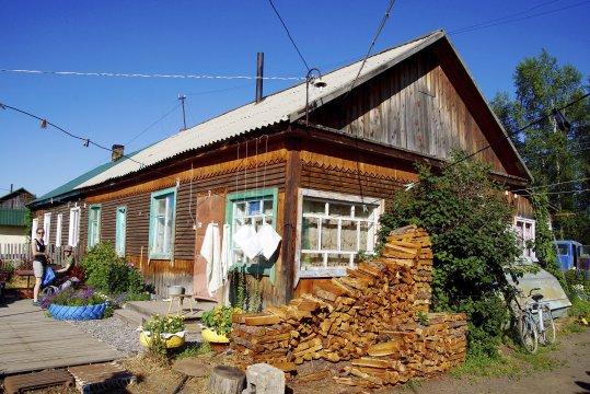 Kamtschatka Kozierevsk Haus