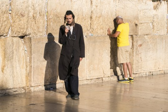 Israel Jerusalem Klagemauer_2