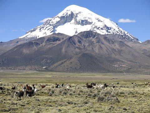 Bolivien Vulkan_2