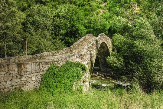 Romanisches Erbe in Andorra