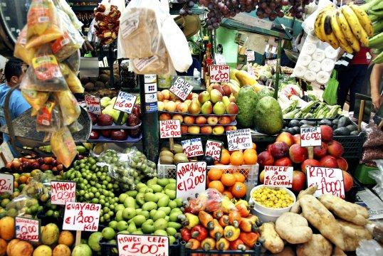 Mercado Central San Jose