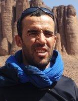 Mohamed Boutahar Reiseleiter-Porträt'