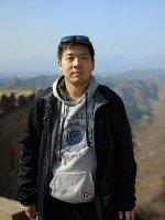 Peng Sun Reiseleiter-Porträt'