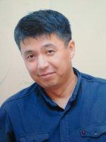Almaz Modosmonov Reiseleiter Porträt