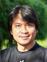 Manorom Rueangsuksud Reiseleiter-Porträt'