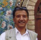 Yadollah Shahriari Reiseleiter-Porträt'