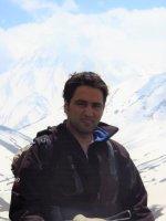 Amir Hadian Reiseleiter Porträt