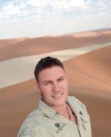 Andre Visser Reiseleiter Porträt