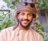 Azzan Abdullah Sulaiman al Amri Reiseleiter Porträt
