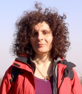 Kethevan Janashvili Reiseleiter-Porträt'