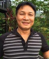 Ngoc Thang Trinh Reiseleiter-Porträt'