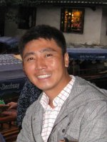 Binhua Li Reiseleiter Porträt