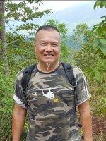 Thai Nguyen Quoc Reiseleiter-Porträt'