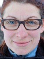 Ursula Maria Giger Reiseleiter Porträt