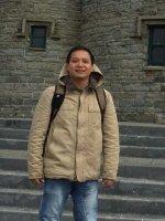 Huang Zhen Reiseleiter-Porträt'