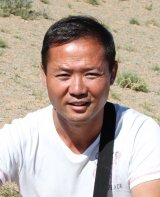Otgonbayar Erdenetsogt Reiseleiter Porträt