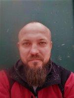 Alik Kamalov Reiseleiter-Porträt'