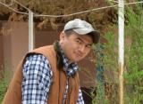 Akbar Hoschim Reiseleiter-Porträt'