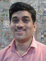 Sanjay Kumar Singh Reiseleiter Porträt