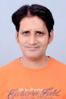 Ramvir Singh Chahar Reiseleiter-Porträt'