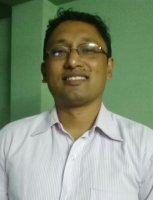 Vivek Shakya Reiseleiter Porträt