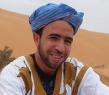 Zakaria Imeghry Reiseleiter Porträt