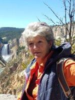 Ruth Hauri Reiseleiter Porträt