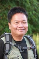 Wanchai Suphakorn Reiseleiter-Porträt'