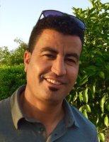 Mohamed El Hamdaoui Reiseleiter-Porträt'