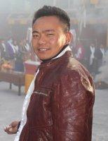 Phurbu Tashi Reiseleiter-Porträt'