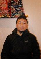 Soney Sonam Reiseleiter Porträt