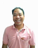Hoang Quoc Hung Reiseleiter-Porträt'