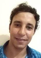 Abdelkrim Noudan Reiseleiter Porträt
